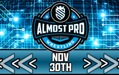 Almost Pro Wrestling Results 30/11/2019