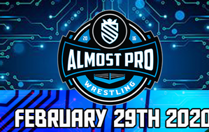 Almost Pro Results 29/02/2020